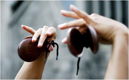 Clases de castañuelas flamencas