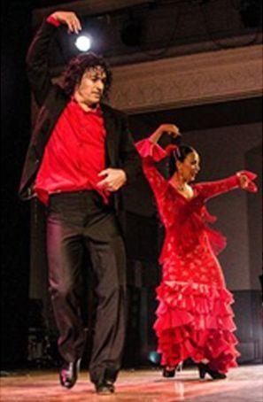 Contratación de cuadro flamenco