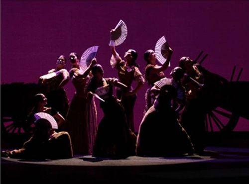 Ballet y danza andalusí