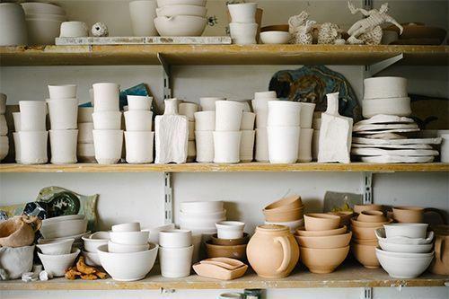 Curso de decoración de cerámica