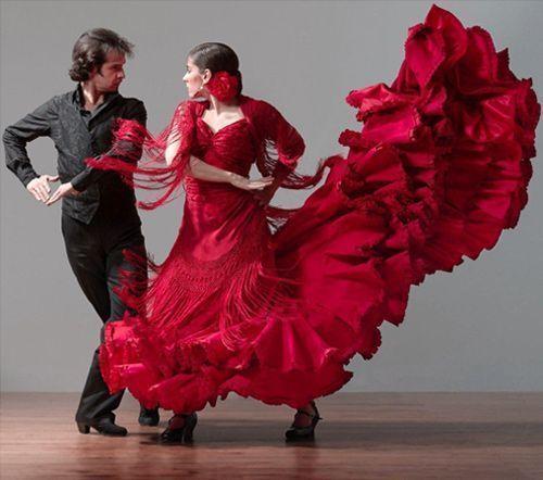 Flamenco fusión y tango