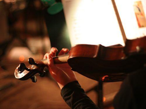 Recital de violín romántico
