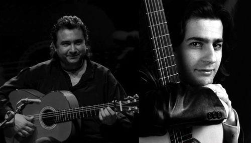 Dúo de guitarra española
