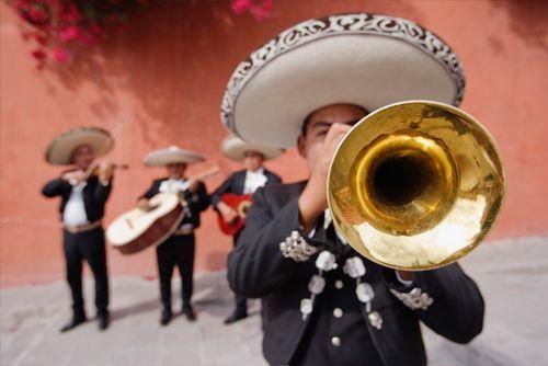 Contratar mariachis mexicanos
