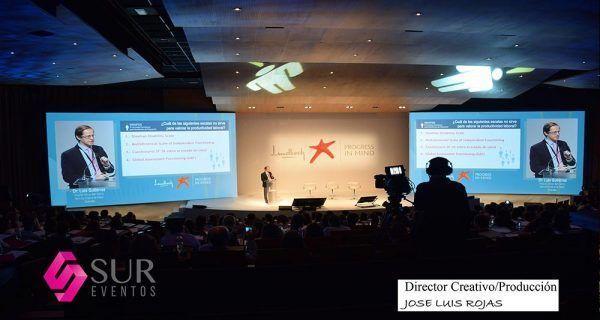 Decoración de presentaciones empresariales