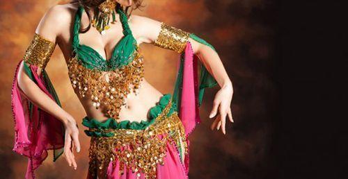 Espectáculo de danza del vientre