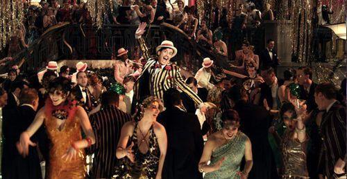Fiesta el Gran Gatsby años 20