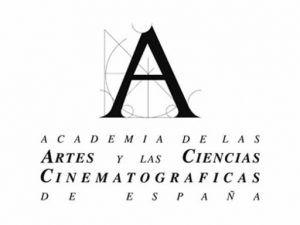 Logo de la Academia de las Artes y las Ciencias Cinematográficas de España